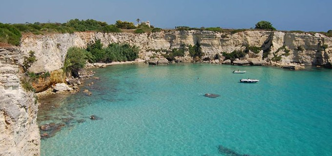 Baia dei Turchi - Otranto