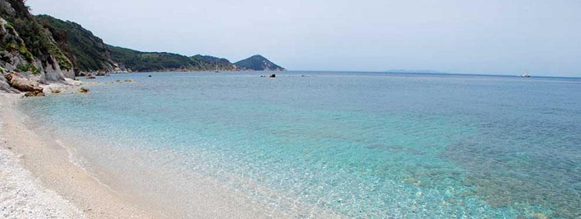 spiaggia Sansone isola d'Elba