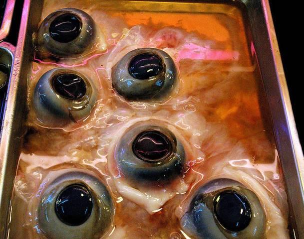 Occhi di tonno - Cina / Giappone