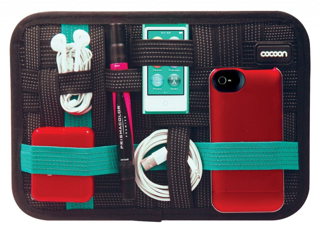 Organizer per custodie Tablet