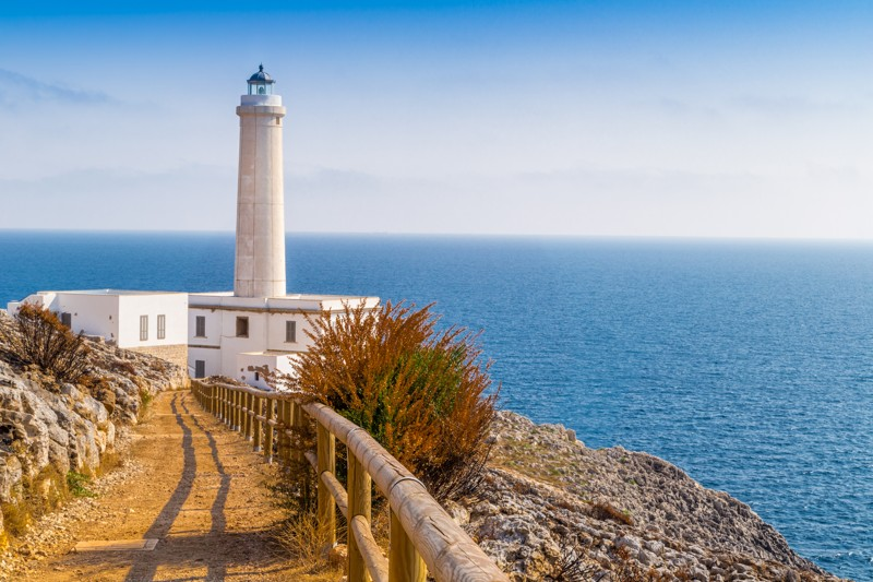 Punta Palascia Otranto
