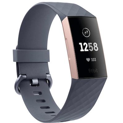 le migliori smartband - fitbit charge 3