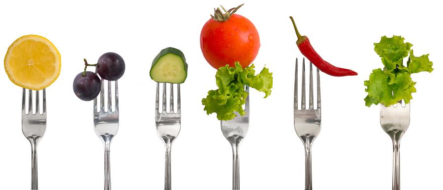 buoni propositi mangiare sano
