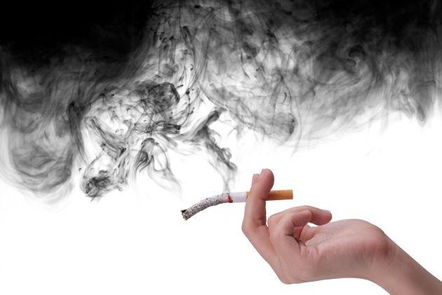 buoni propositi smettere di fumare
