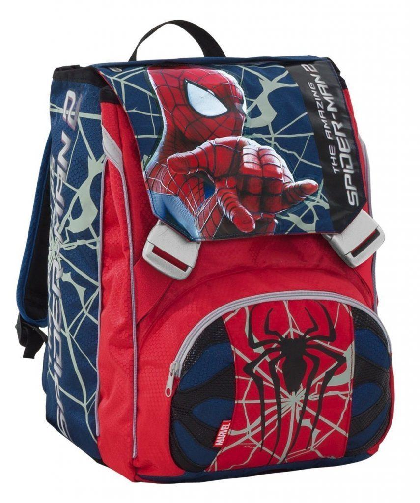 Zaino scuola spider man