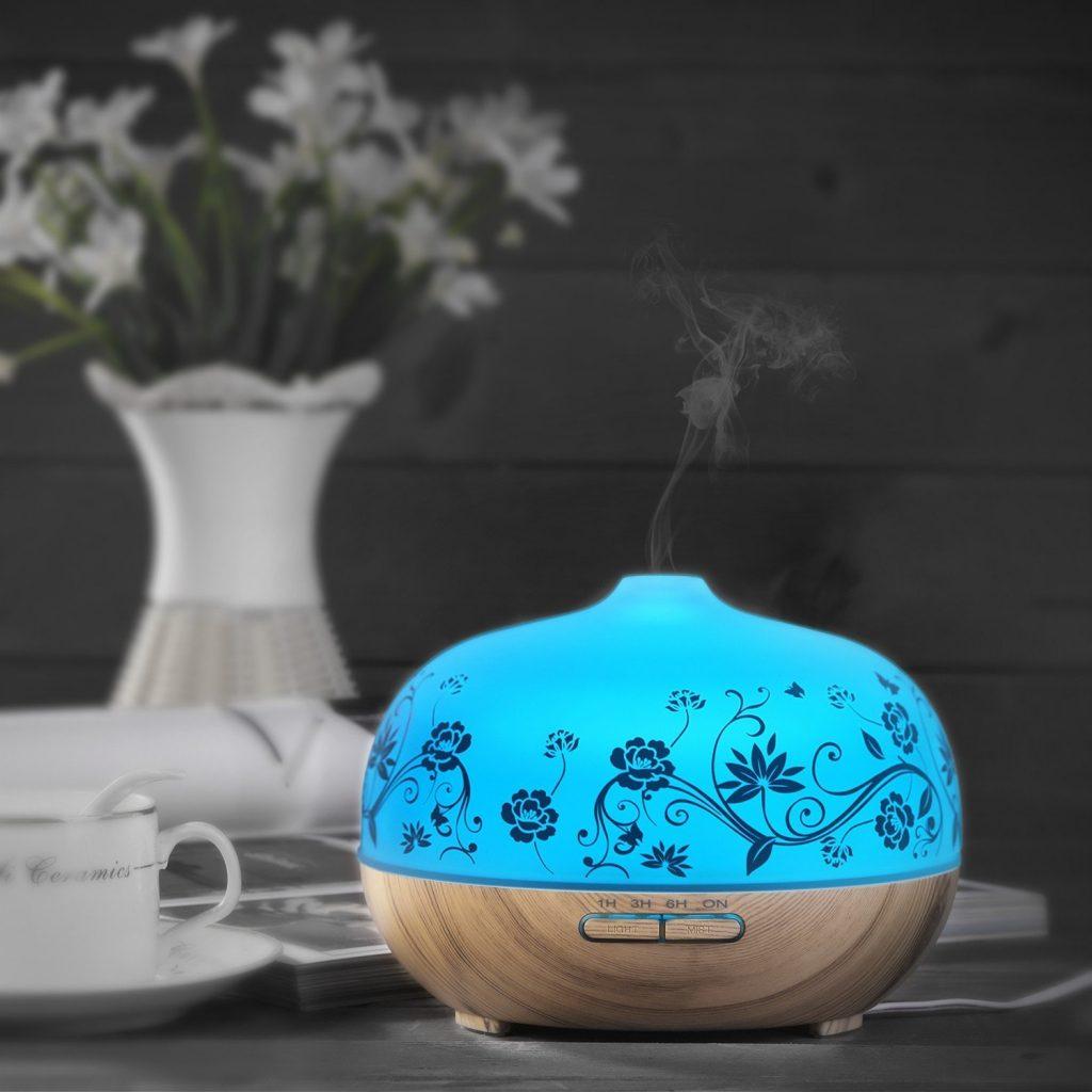 aromaterapia arredo casa