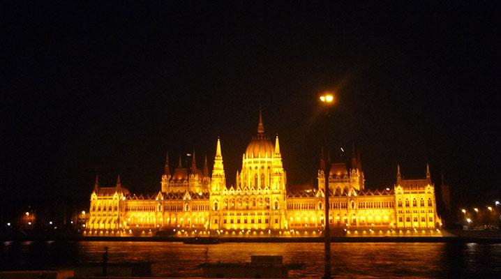 Cosa vedere a Budapest Parlamento