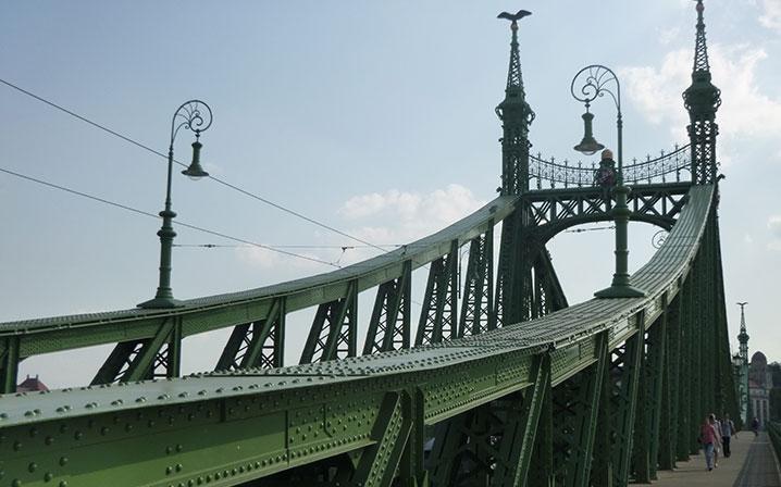 Cosa vedere a Budapest ponte delle catene