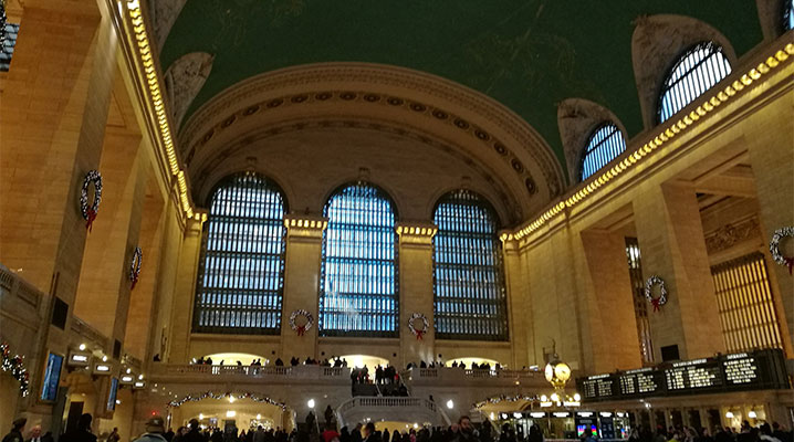 Cosa vedere a New York Central Station