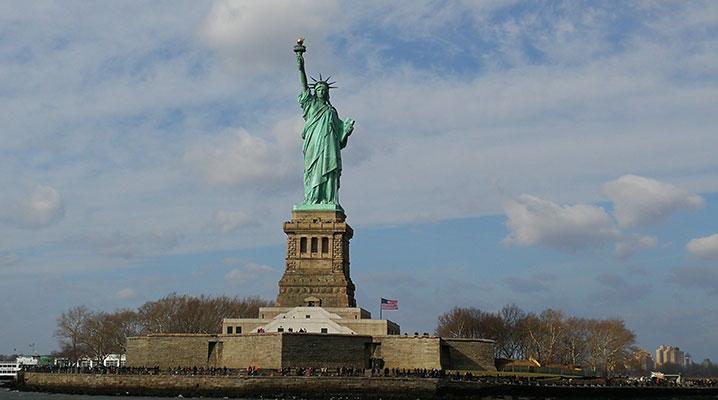 Cosa vedere a New York Statua della liberta