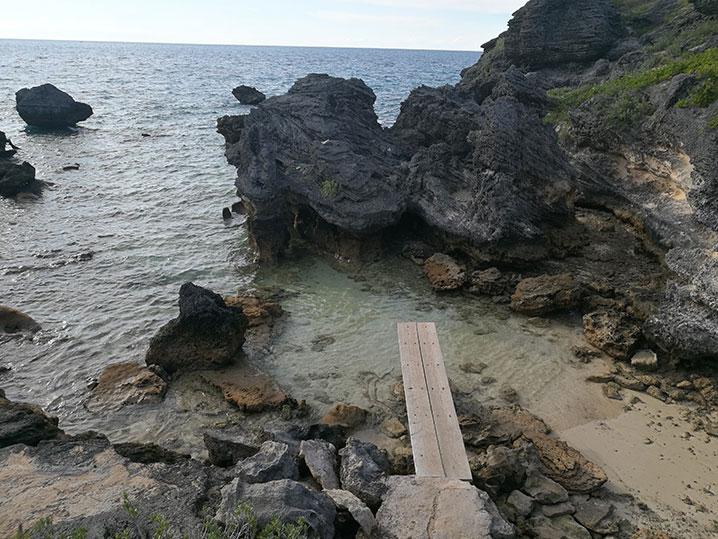 Le piu belle spiagge delle Bermuda Tobacco Bay
