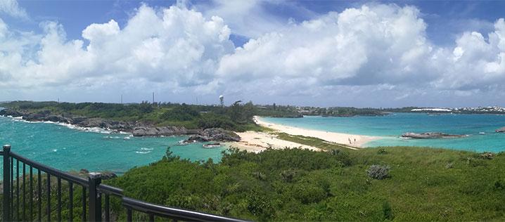 Le spiagge piu belle delle Bermuda Clearwater Bay