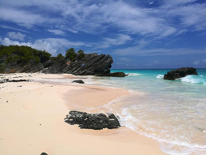 Le spiagge più belle delle Bermuda Horseshoe Bay Beach