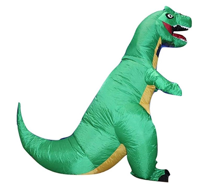 costume carnevale adulti dinosauro
