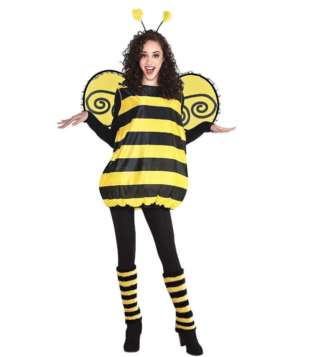 costume carnevale ape adulti
