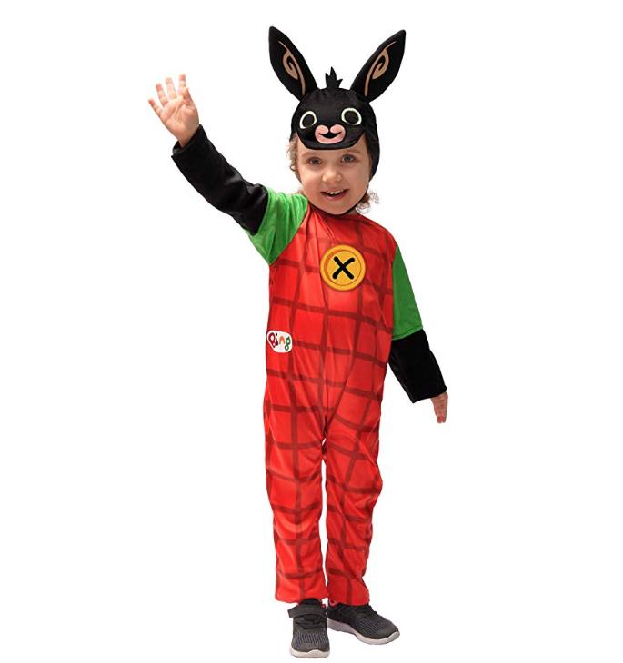 costume carnevale bambini bing