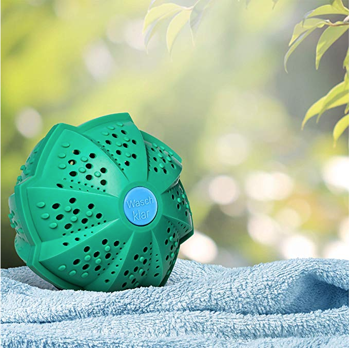 palla ecologica lavatrice