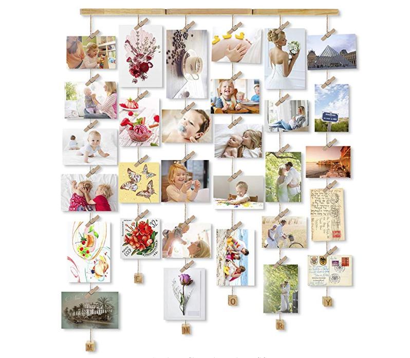 10 idee per decoare le pareti di casa - foto