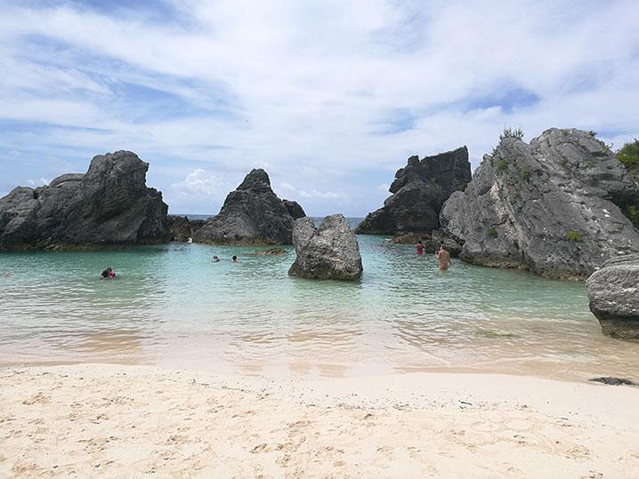 Jobsons cove le spiagge delle bermuda