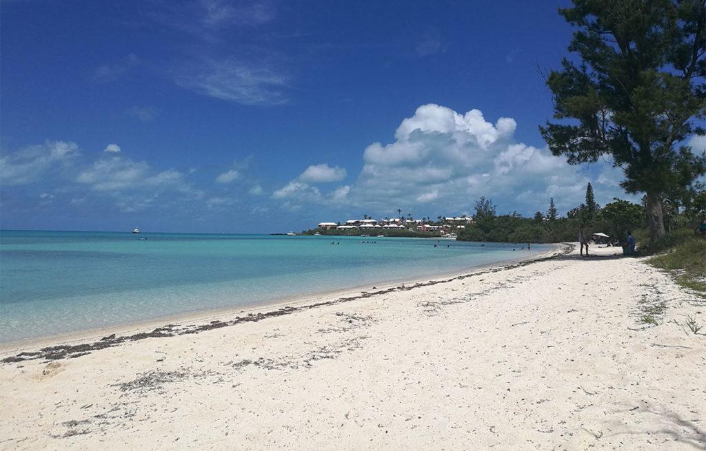 le spiagge più belle delle Bermuda