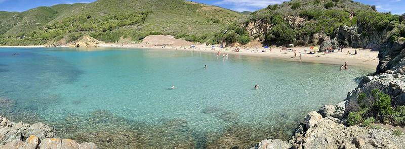 Le migliori spiagge dell'isola d'Elba - Laconella