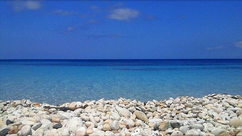 Le migliori spiagge isola elba - Ghiaie