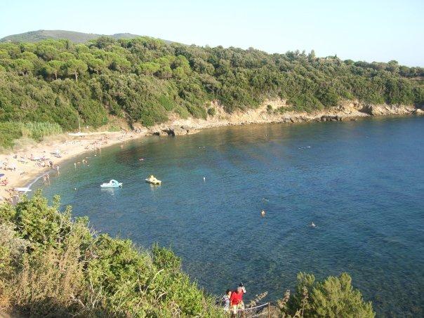 le migliori spiagge dell'isola d'Elba - Barabarca