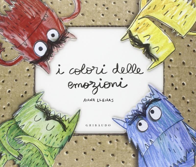 I colori delle emozioni - libri per bambini